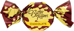 Butter Toffees – Chocolate