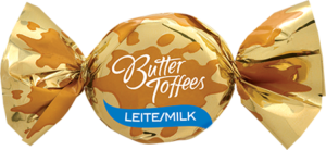 Butter Toffees – Leite