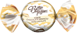 Butter Toffees Premium White – Chocolate Branco