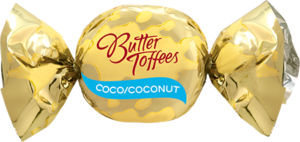 Butter Toffees – Coco